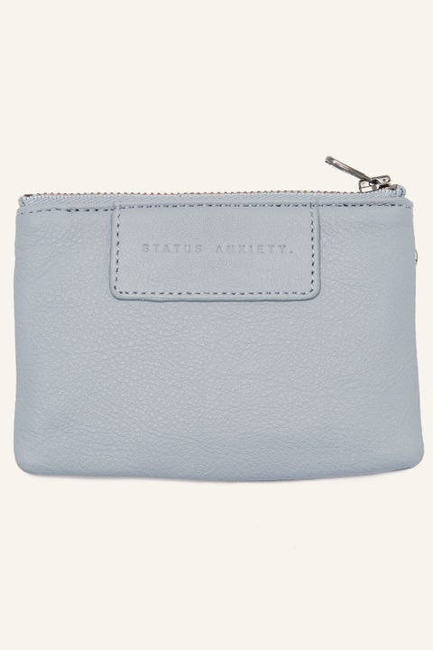 STATUS ANXIETY Anarchy Pouch Artic Grey