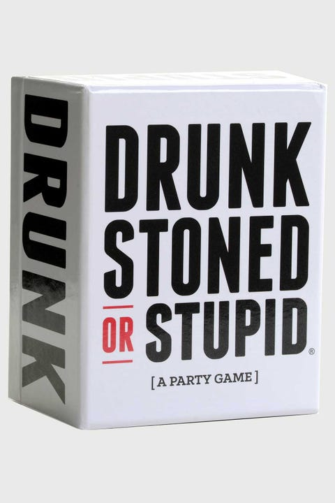 Drunk, Stoned or Stupid?