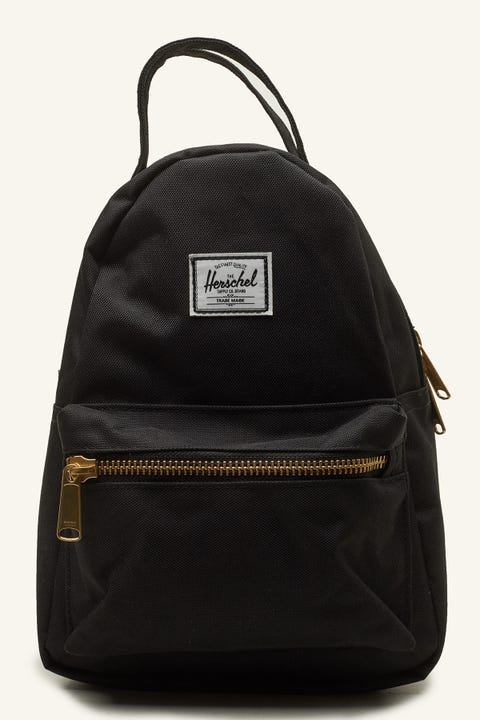 Herschel Supply Co. Nova Mini Black