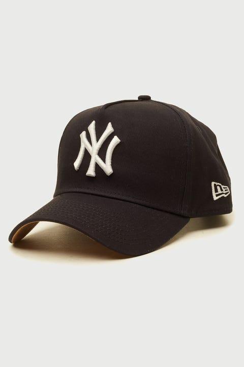 New Era 9Forty A-Frame NY Yankees Snapback Navy/Wheat