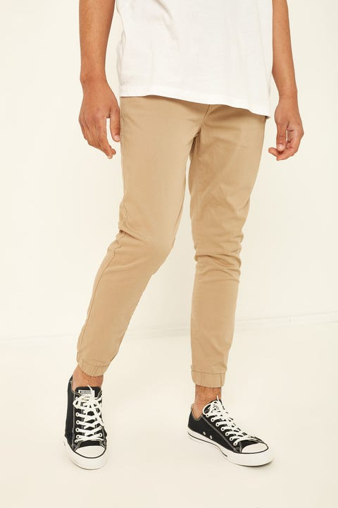 COMMON NEED Purpose Jogger Pant Sand