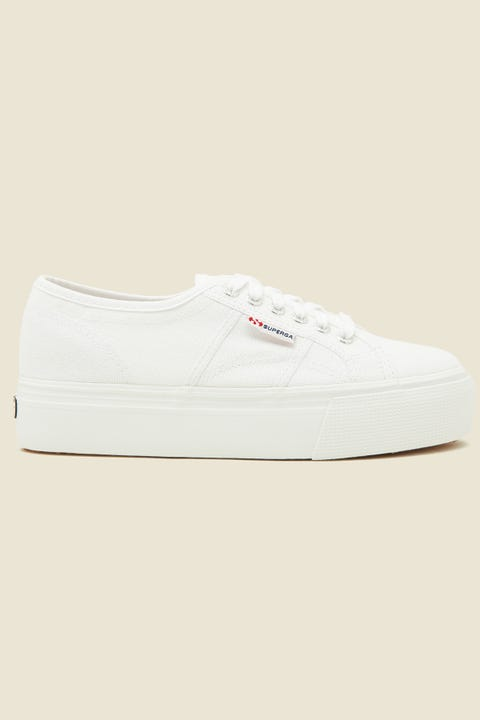 SUPERGA 2790A Linea Up and Down White