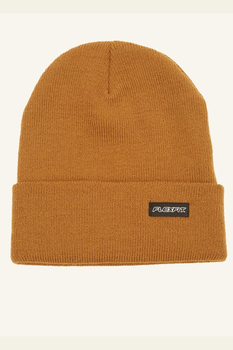 FLEXFIT Standard Beanie Coffee