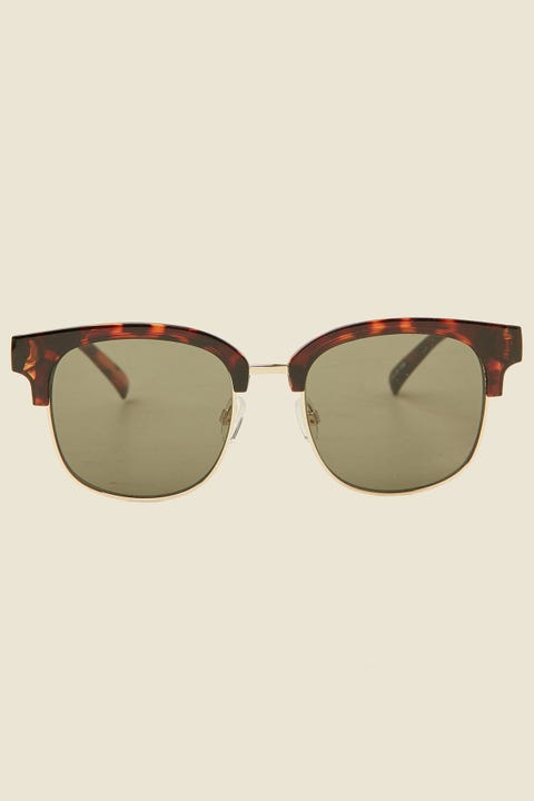 Le Specs Recognition Dark Tort/Khaki