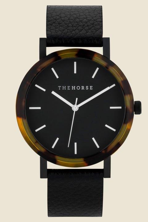 The Horse Resin Tortoise Shell/Black/Black Pebble