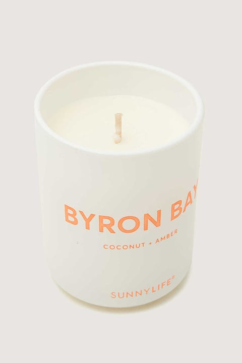 SUNNYLIFE Scented Candle Byron Bay
