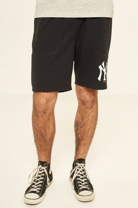 Majestic Athletic Champlain EW Short Black