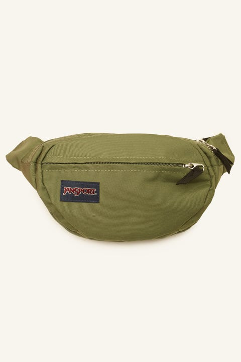 JANSPORT Fifth Avenue Waist Bag Muted Green