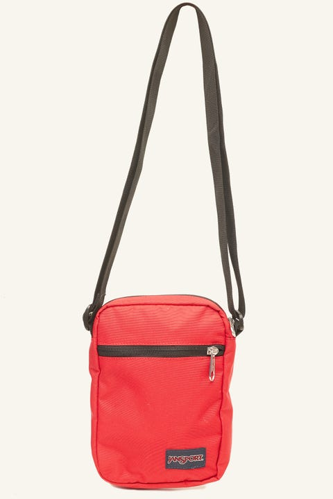 JANSPORT Weekender Bag Red Tape