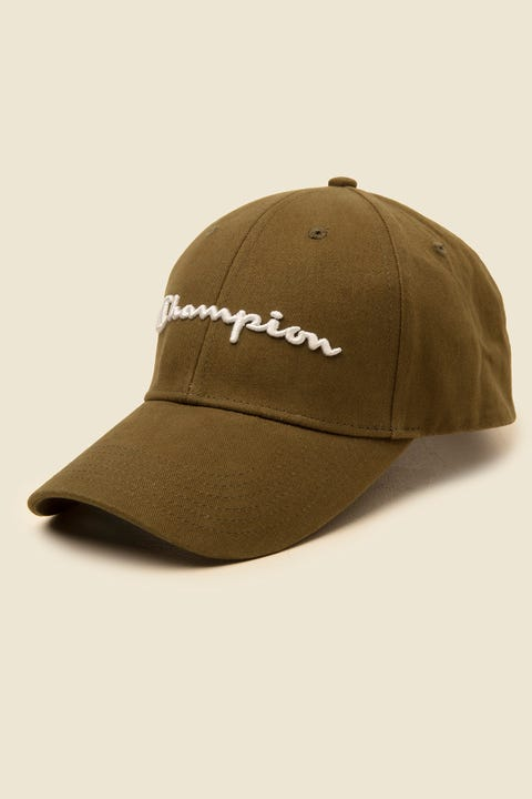 Champion Classic Twill Hat Army Hammer