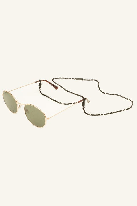 ICON BRAND Junction Sunglasses Chain Black