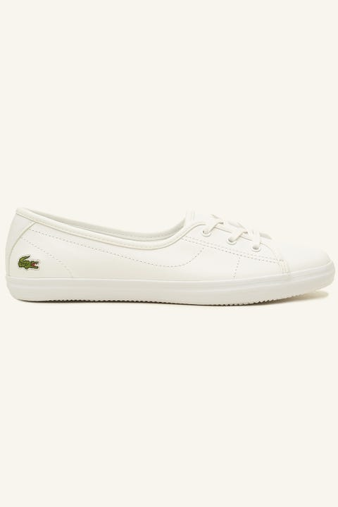 LACOSTE Ziane Chunky BL 1 White