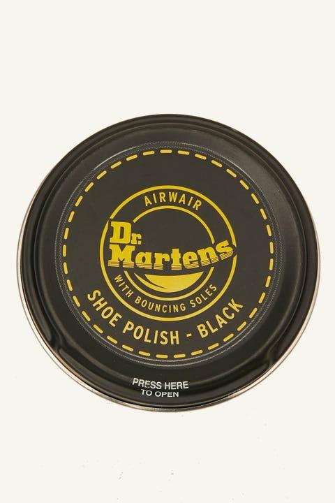 DR MARTENS Black Shoe Polish