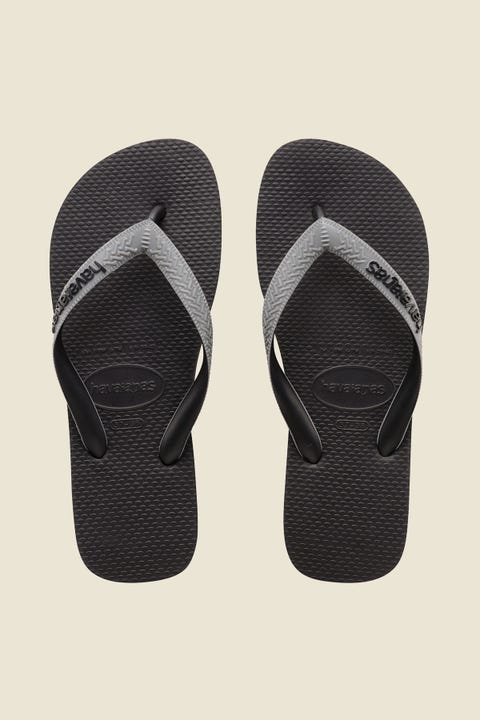 Havaianas Top Mix Black Steel Grey