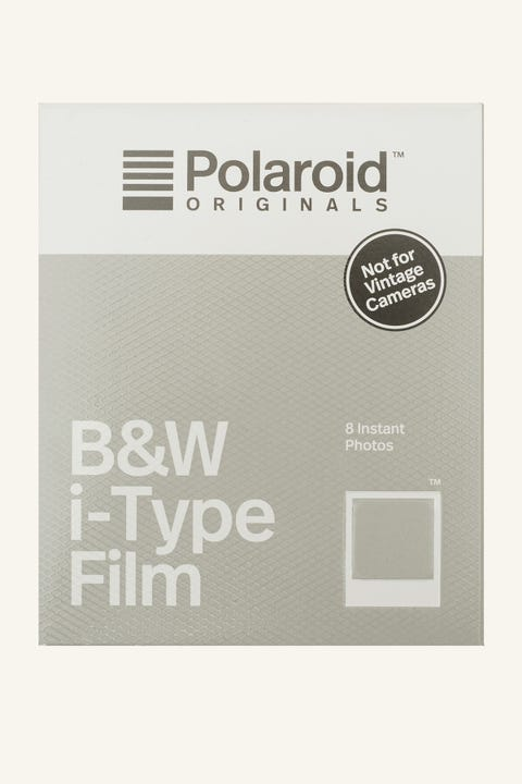 Polaroid Originals Black & White OneStep 2 i-Type Film