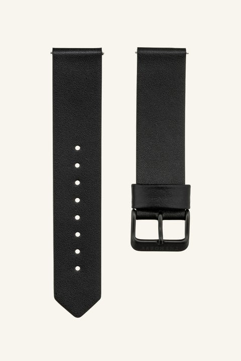 The Horse Original Watch Band Black/Black