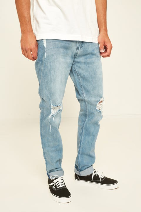 Lee Z-Two Roller Jean Spectrum Blue