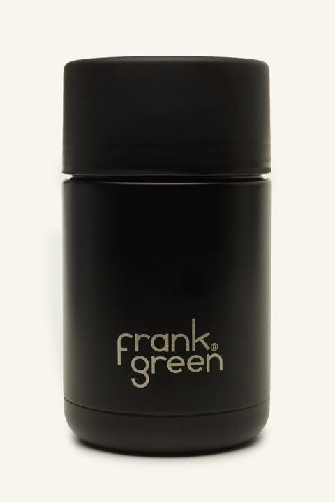 FRANK GREEN Ceramic Reusable Cup 10oz Black