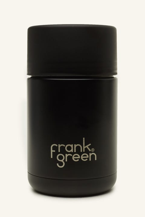Frank Green Ceramic Reusable Cup 10oz Black
