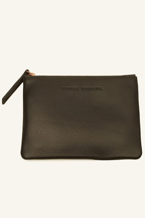 Status Anxiety Treacherous Pouch Black