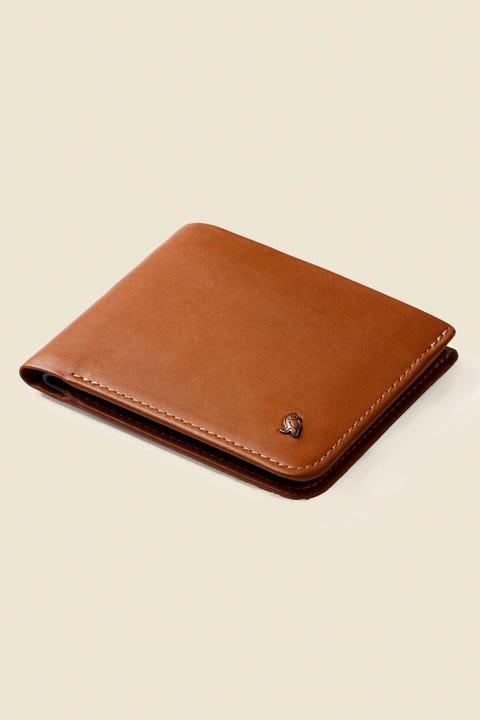 BELLROY Hide & Seek RFID Wallet Caramel