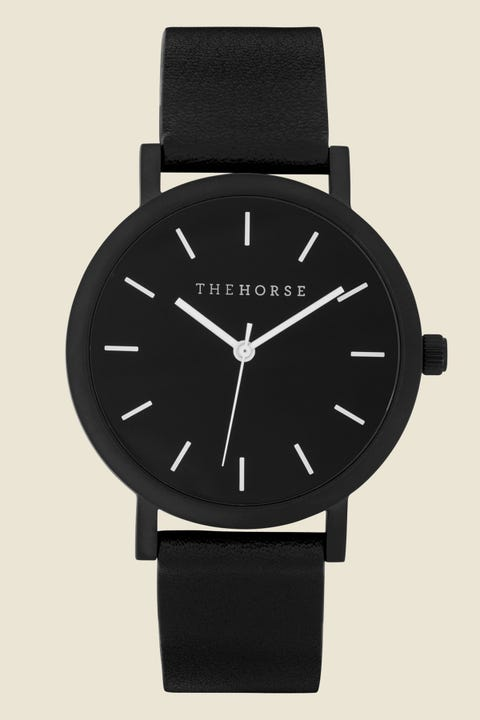 THE HORSE Mini Original Matte Black/Black/Black