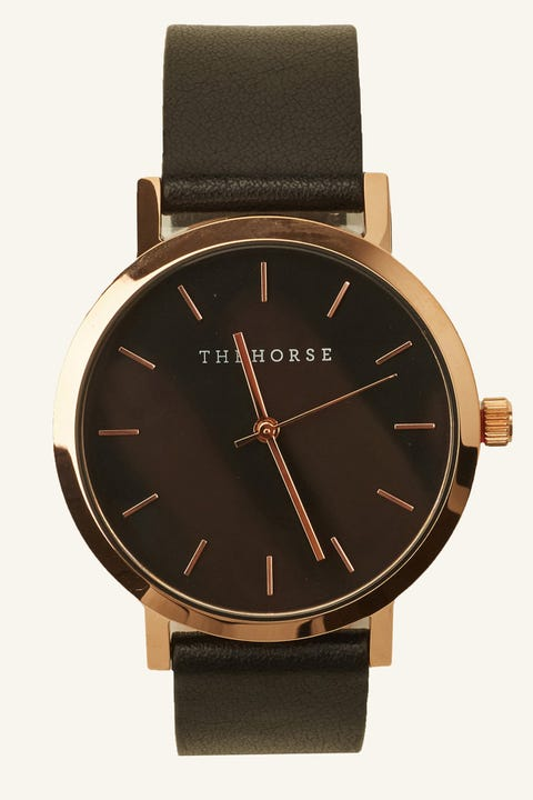 THE HORSE Mini Original Rose Gold/Black/Black