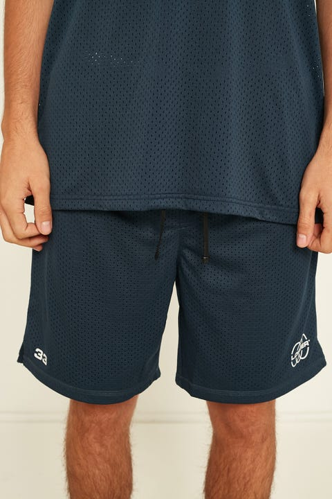 LOWER Snell Shorts Euro League Navy