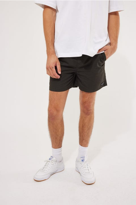 Common Need Cruise Swim Short Black