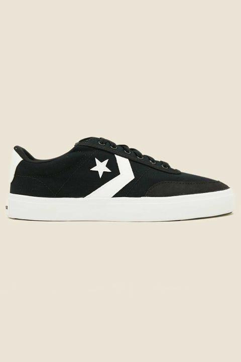 Converse Courtlandt Black/White
