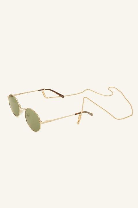 TOKEN Glasses Chain Gold