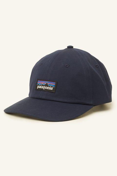 Patagonia P-6 Label Trad Cap Classic Navy