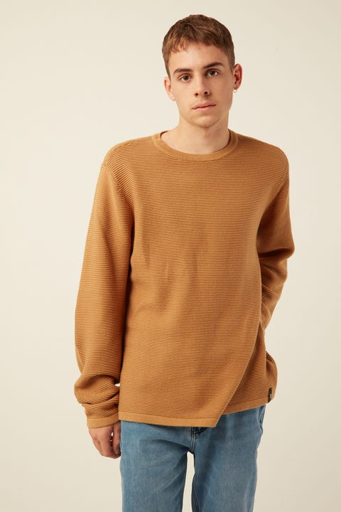 LEE Link Knit Cinnamon