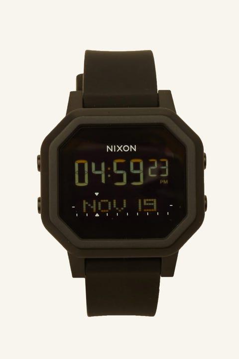 NIXON Siren Black