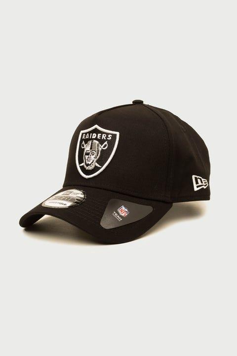 New Era 9Forty A-Frame Oakland Raiders Snapback Black/White
