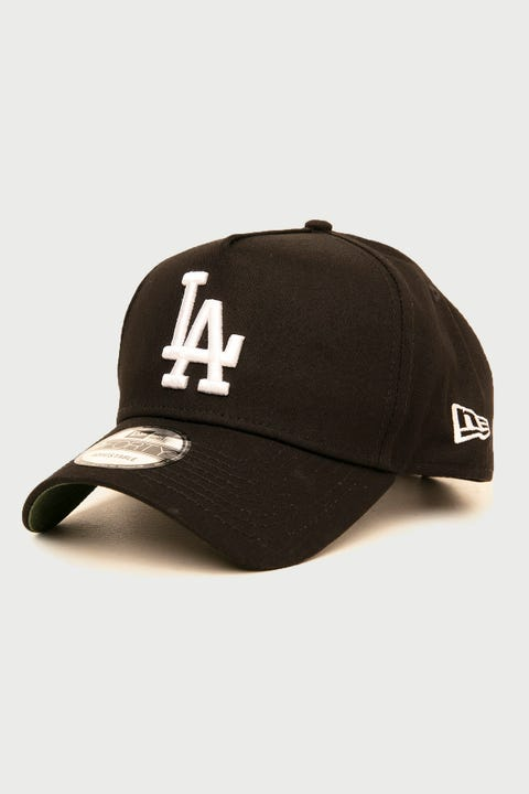 New Era 9Forty A-Frame LA Dodgers Snapback Black/White