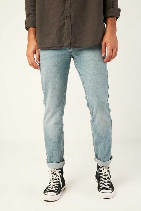 Levi's 511 Slim Fit The Witch Is Dead Blue