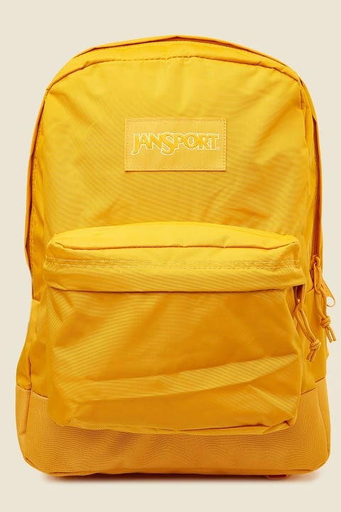 JANSPORT Superbreak Mono English Mustard