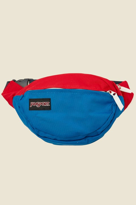 JANSPORT Fifth Avenue Red/White/Blue