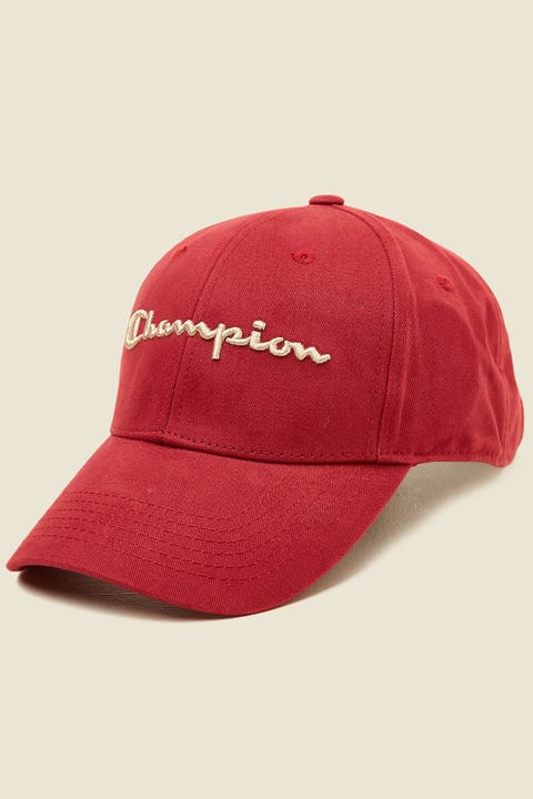 Champion Classic Twill Hat Cherry Pie
