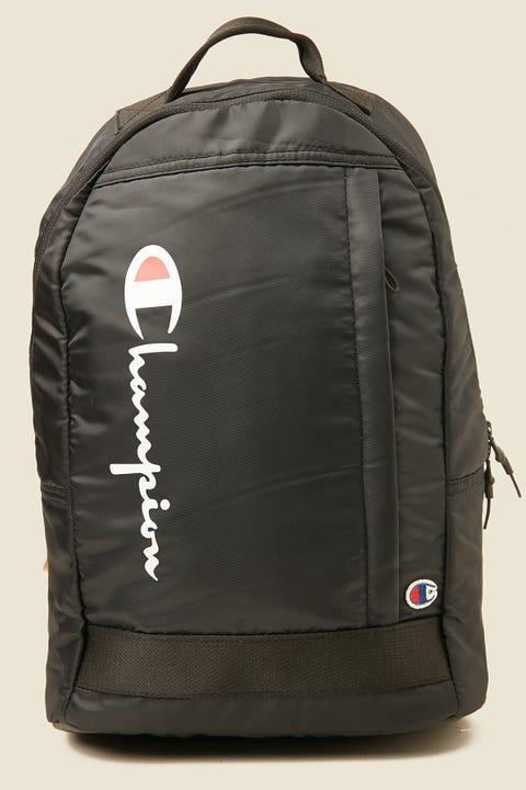 Champion Script Backpack Black
