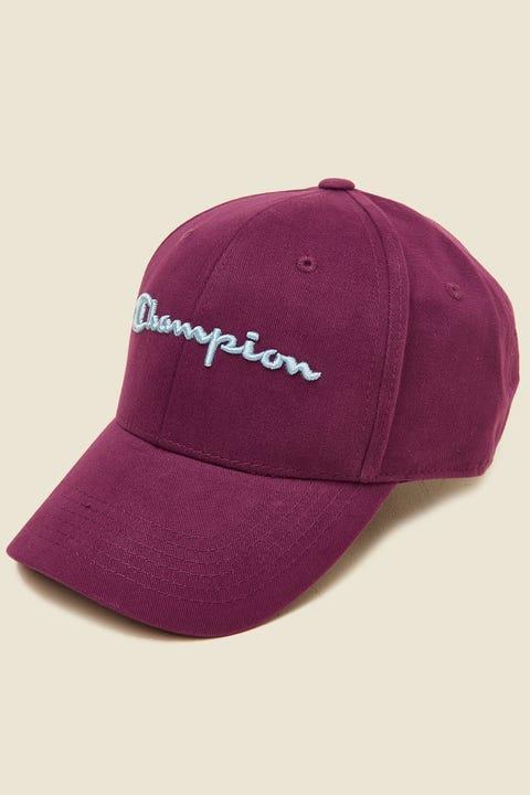 Champion Classic Twill Hat Venetian Purple