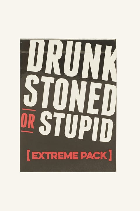 Drunk, Stoned or Stupid? Extreme Pack