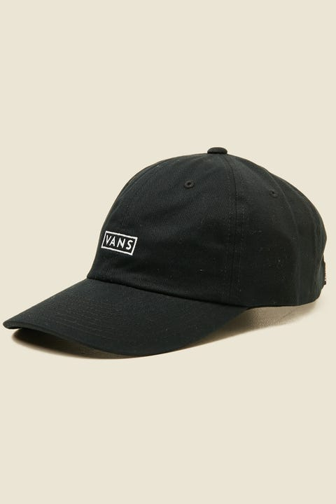 Vans Curved Bill Jockey Black