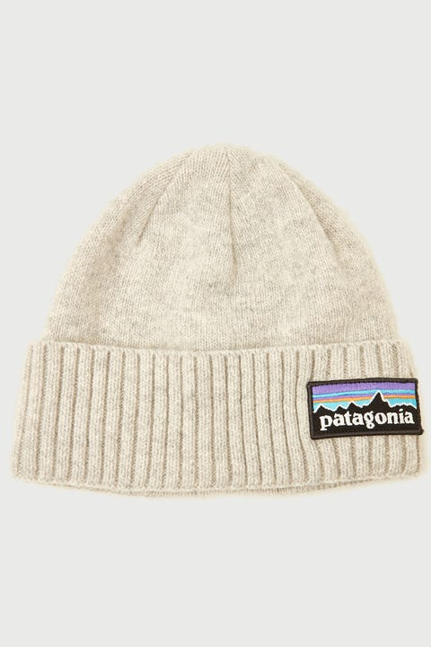 Patagonia Brodeo P-6 Beanie Drifter Grey