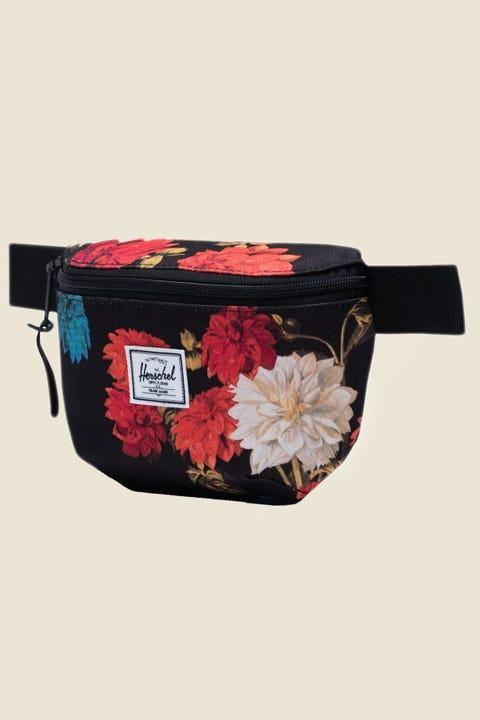 HERSCHEL SUPPLY CO. Fourteen Vintage Floral Black
