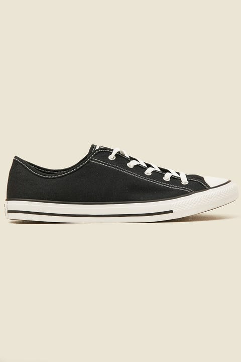 CONVERSE CT Dainty Canvas Black/White