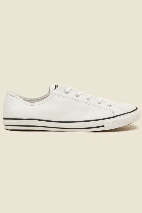 CONVERSE CT Dainty Leather White/Black