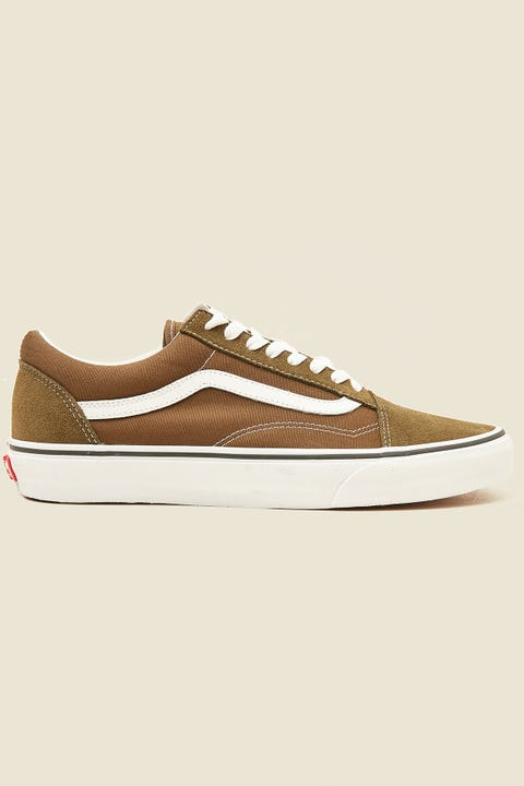 VANS Old Skool Beech/True White