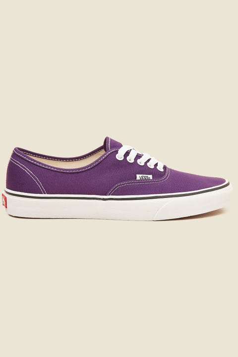 VANS Authentic Violet Indigo/True White